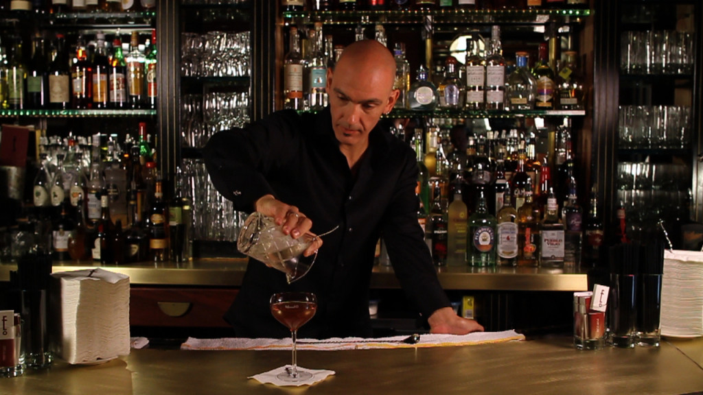 The Emerging Craft of Mixology