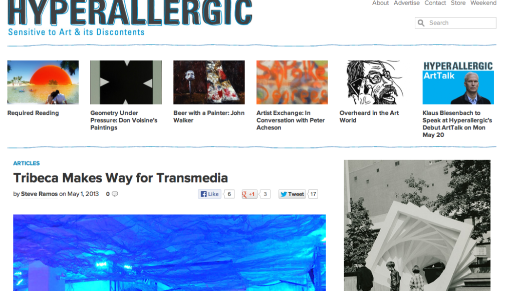 Tribeca Interactive