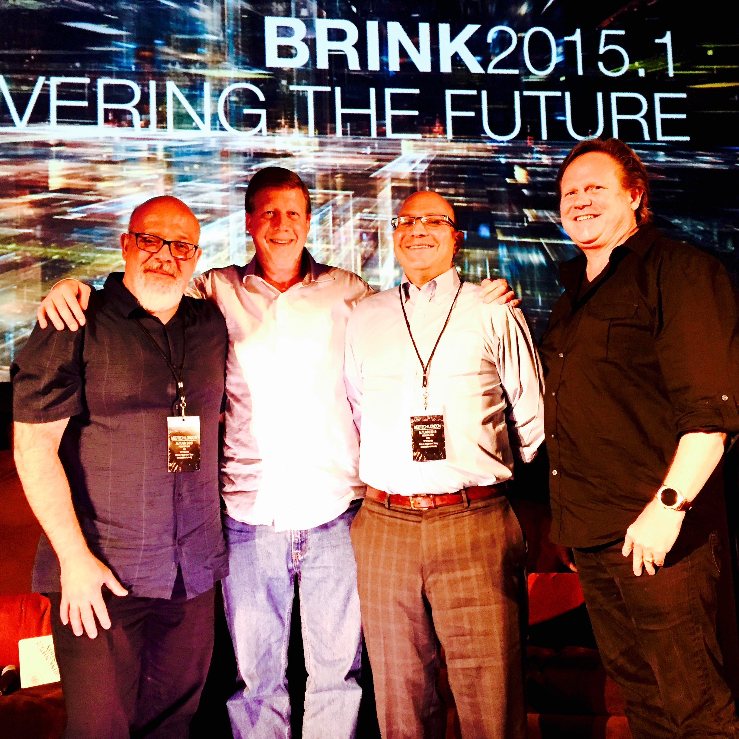 How I Helped Brink Transform Conferences in the Live-Streaming Era