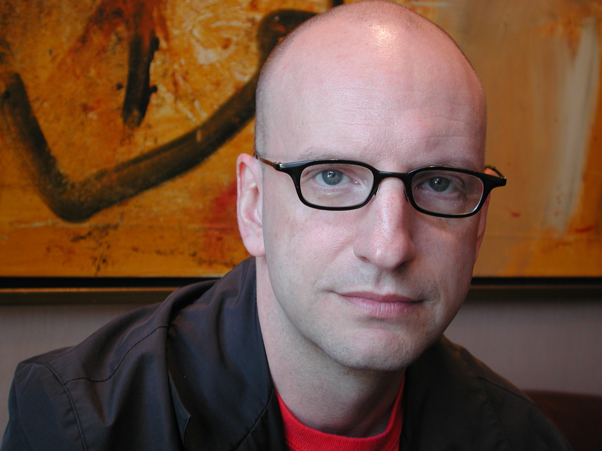 Creative conversation with filmmaker and storyteller Steven Soderbergh at Toronto's InterContinental Hotel