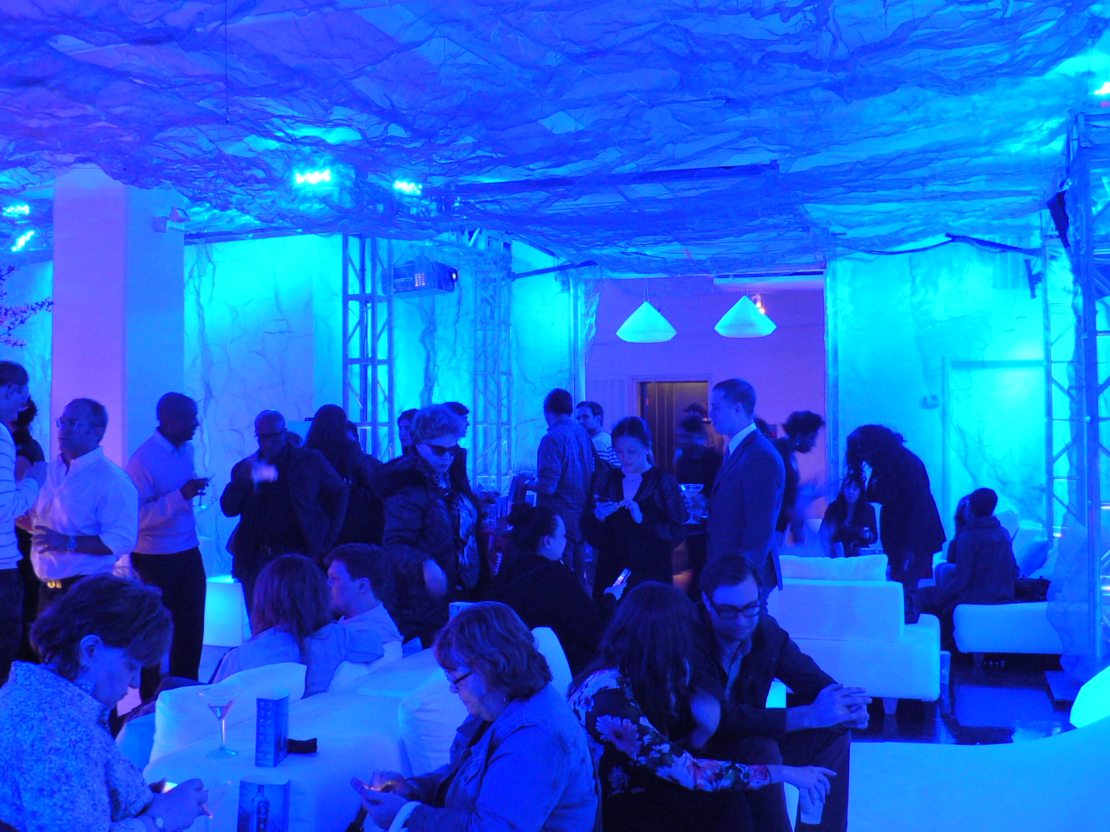 Bombay Sapphire House at 2013 Tribeca Film Festival