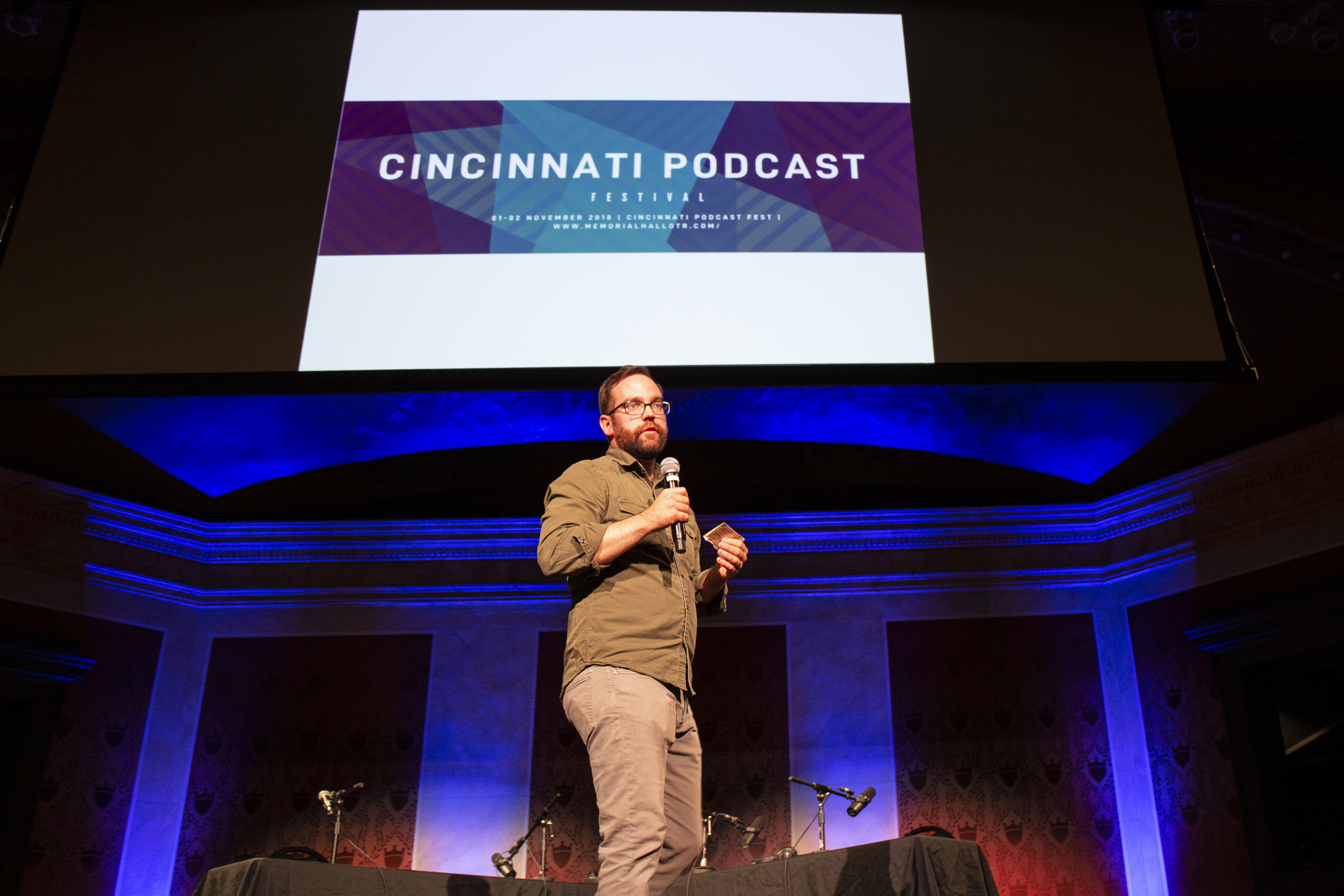 Steve Ramos Media on Five Key Values for Launching a Successful Podcast Festival